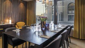 New meeting room ('Strand Gatherings') at Radisson Blu Strand Hotel. Design by Wingårdhs. Photo - Rickard L. Eriksson
