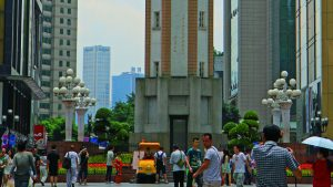 People's Liberation Monument in Chongqing