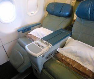 Saudia Seat-in-recline