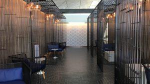 The Centurion Lounge, HKIA, private Centurion area