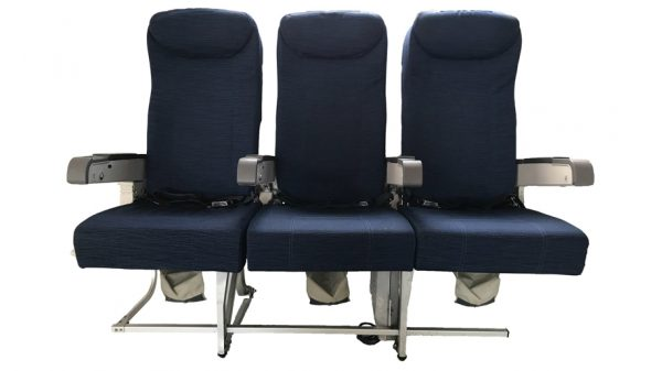 United Airlines B747 seating