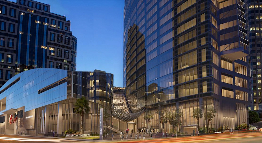 Intercontinental Downtown Los Angeles
