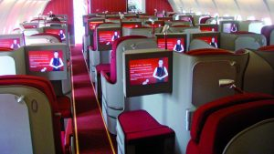 Hainan Airlines A330-300 business class