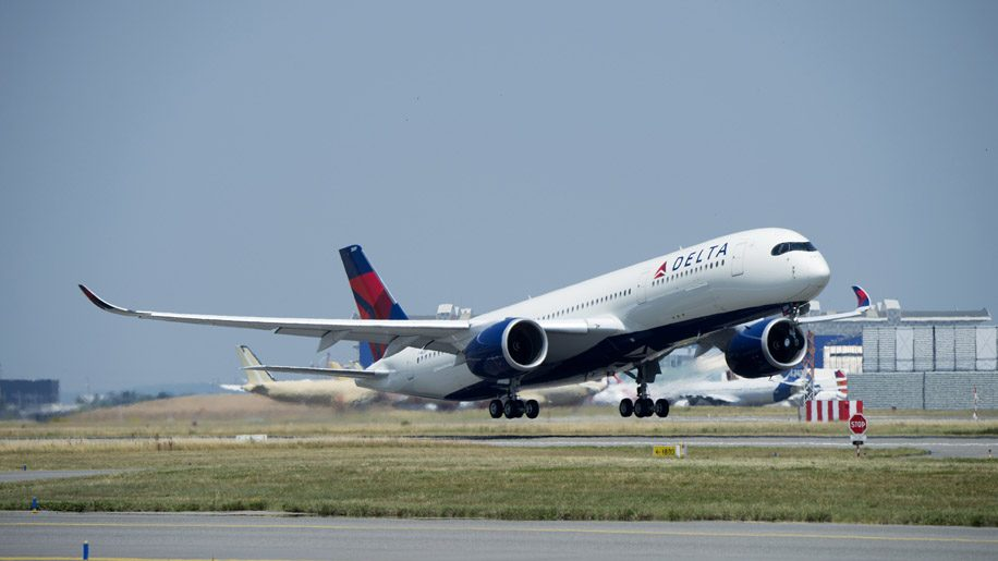 Delta Air Lines A350-900
