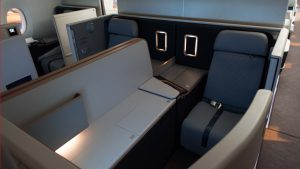 Malaysia rebrands first class cabins as business