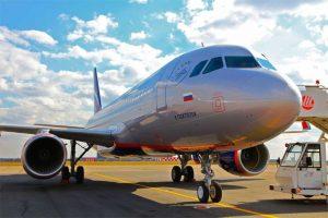Aeroflot-aircraft