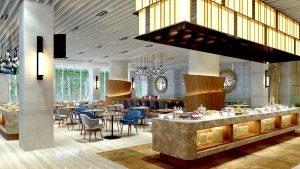 Courtyeard by Marriott Bandung Dago - All Day Dining Indoor