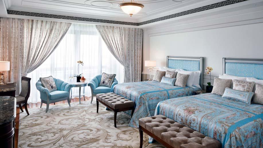 Hotel Review Palazzo Versace Dubai Business Traveller