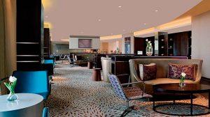 Hotel Pullman New Delhi Aerocity Executive lounge