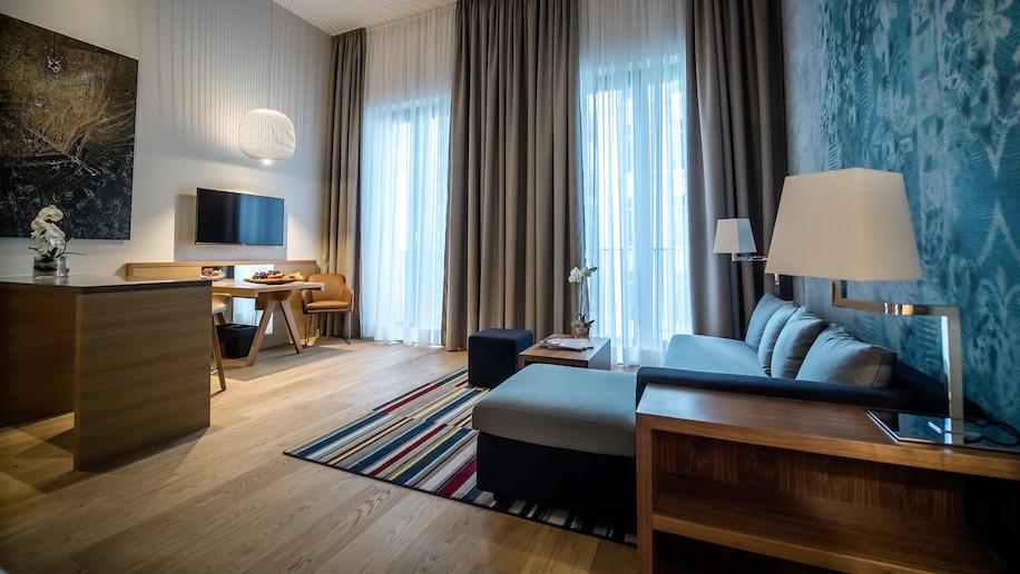 Hyatt House Dusseldorf/Andreas Quarter Room