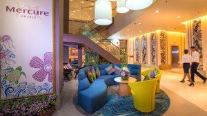 Mercure Kota Kinabalu - Lobby