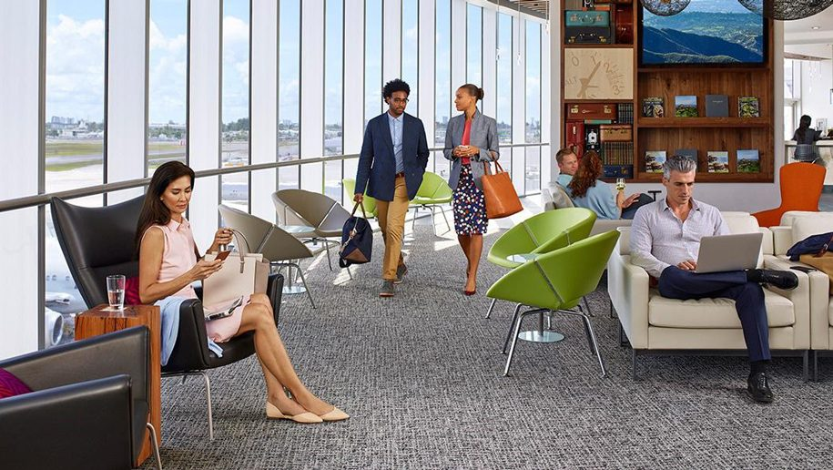 Miami Airport Amex Centurion Lounge To Get Major Upgrade
