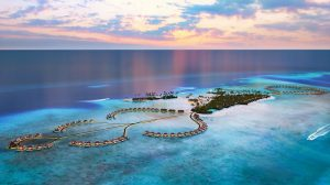 Radisson Blu Maldives_Sunset