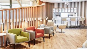 Skyteam's new lounge at Vancouver International Airport