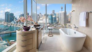 Sofitel Sydney Darling Harbour - bathroom