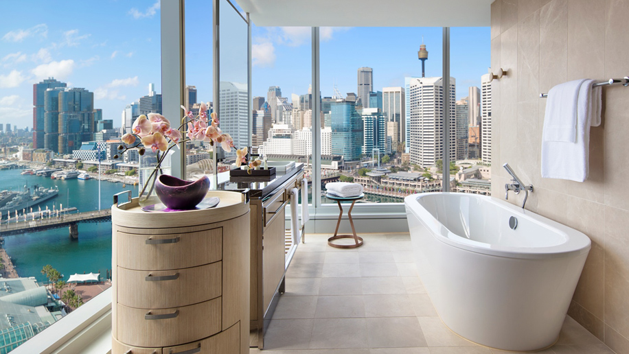 Sofitel Sydney Darling Harbour - bathroom