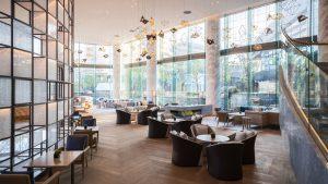 Suzhou Marriott Hotel Taihu Lake - Lobby Lounge