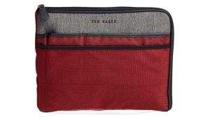 Ted Baker Ricase textured laptop case
