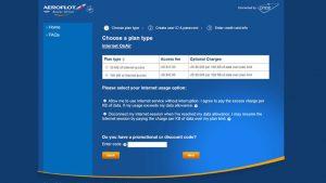 Aeroflot Wifi-2