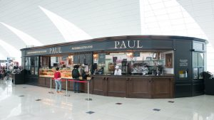 Paul restaurant, Dubai International Airport