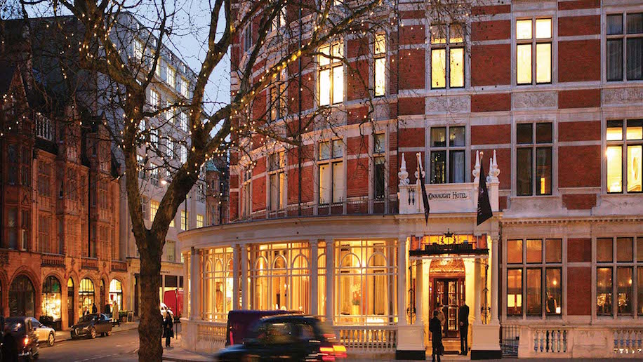 Connaught Hotel London Room Rates