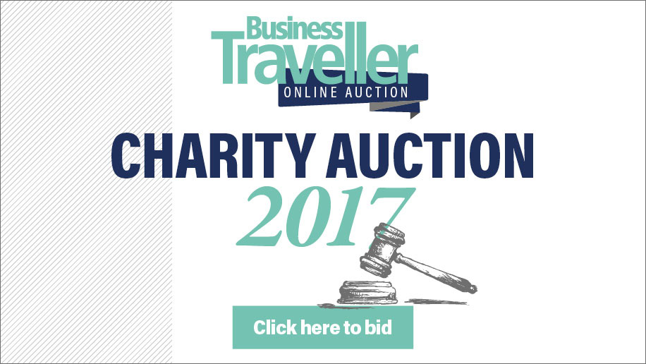 Business Traveller charity auction