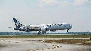 Air New Zealand 787-9 Dreamliner - ZK-NZL