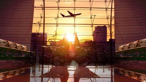 Airport waiting lounge (iStock)