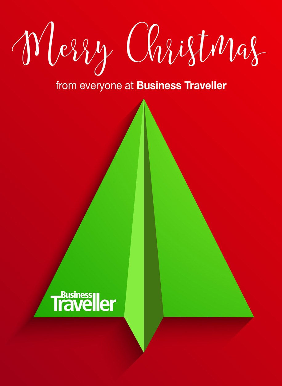 Merry Christmas From Everyone At Business Traveller Business Traveller