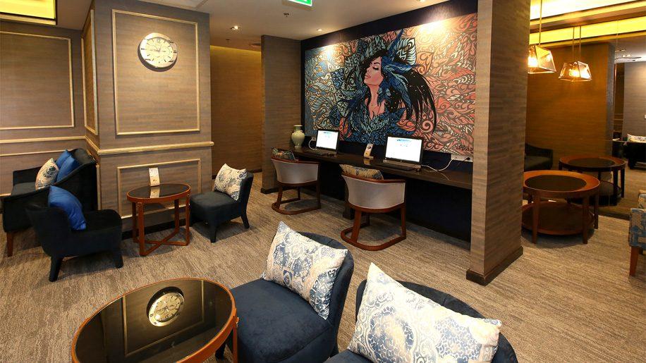 Blue Ribbon Club Lounge 2