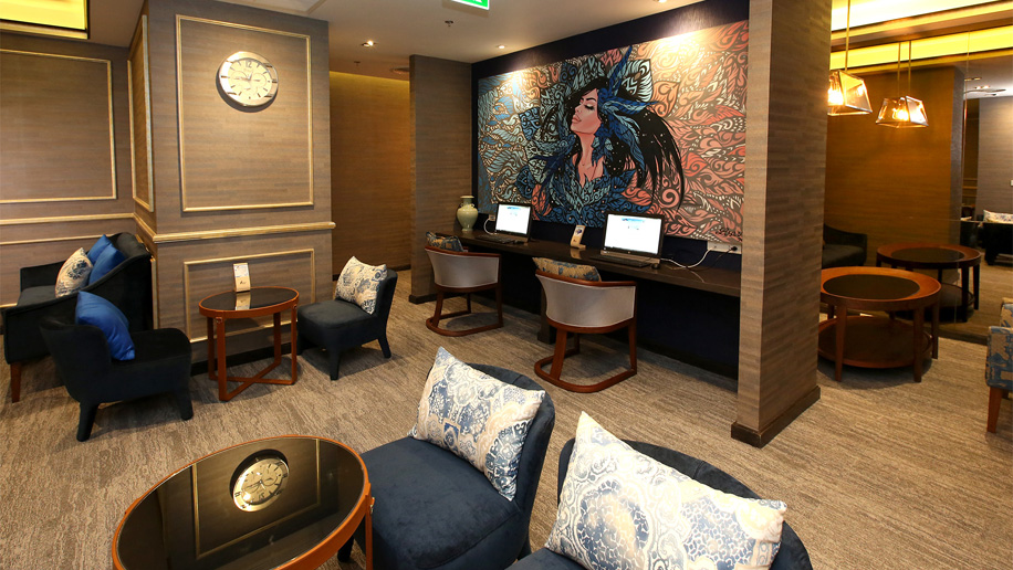 Blue Ribbon Club Lounge 2