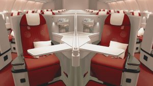 Hainan Airlines A330-300 business