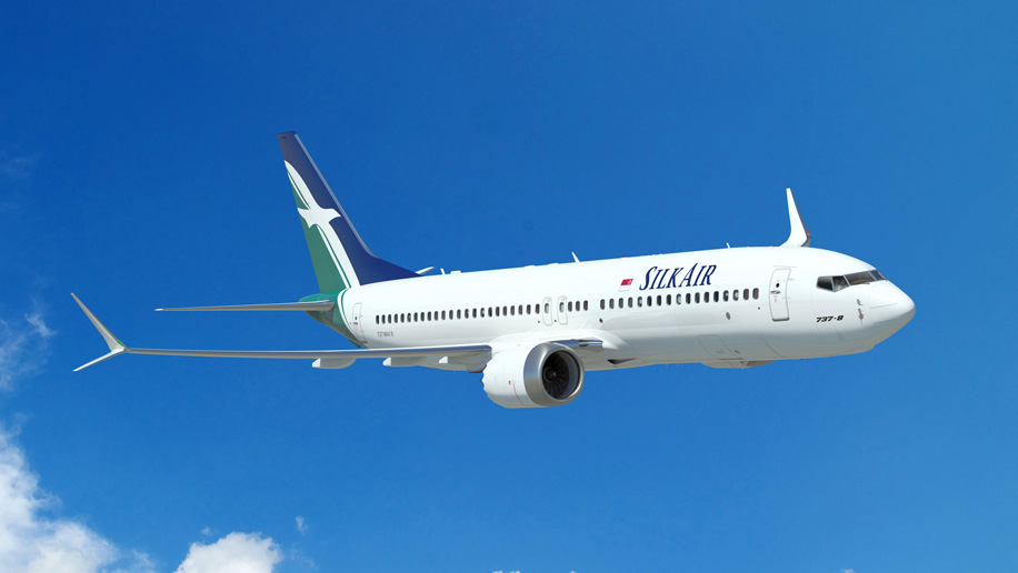 Silkair's B737 Max 8 heads to Darwin and Cairns next month