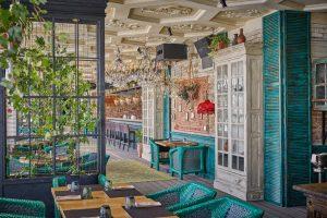 Kazbek restaurant, Moscow