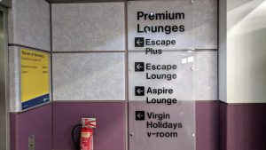 Manchester Lift-sign