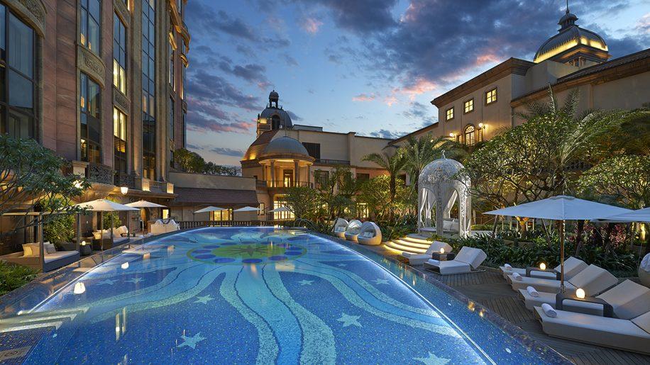 Mandarin Oriental Taipei - Swimming Pool
