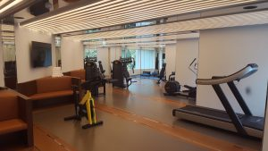 The Murray Hong Kong gym
