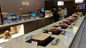 Golden Lounge Buffet