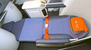 Aeroflot Business-class-bed