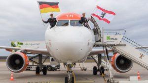 Easyjet launches Berlin Tegel base
