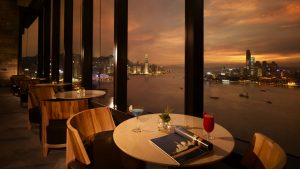 Harbour Grand Club Lounge