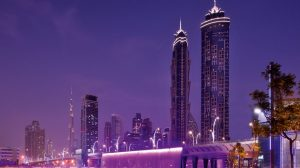 JW Marriott Marquis Dubai