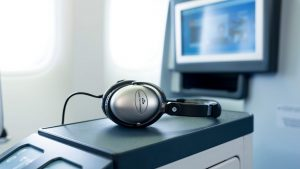 KLM has launched IFE audio descriptions on its B777 and B787 aircraft