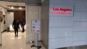 LA International Lounge