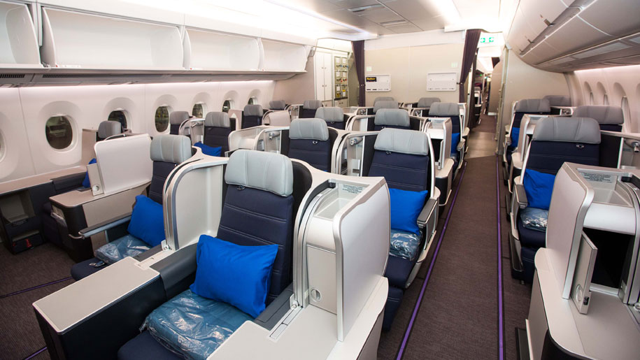 flight review malaysia airlines a350 business class. Black Bedroom Furniture Sets. Home Design Ideas