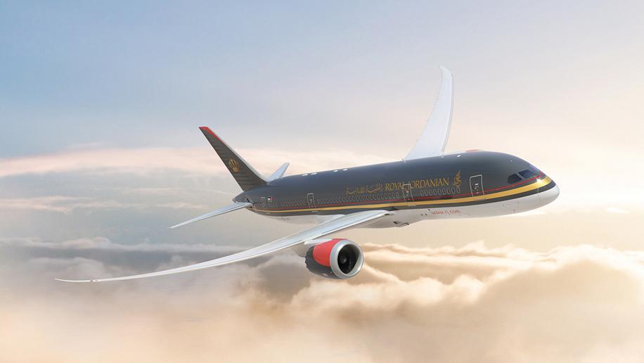 Royal Jordanian to resume flights from June - business traveller