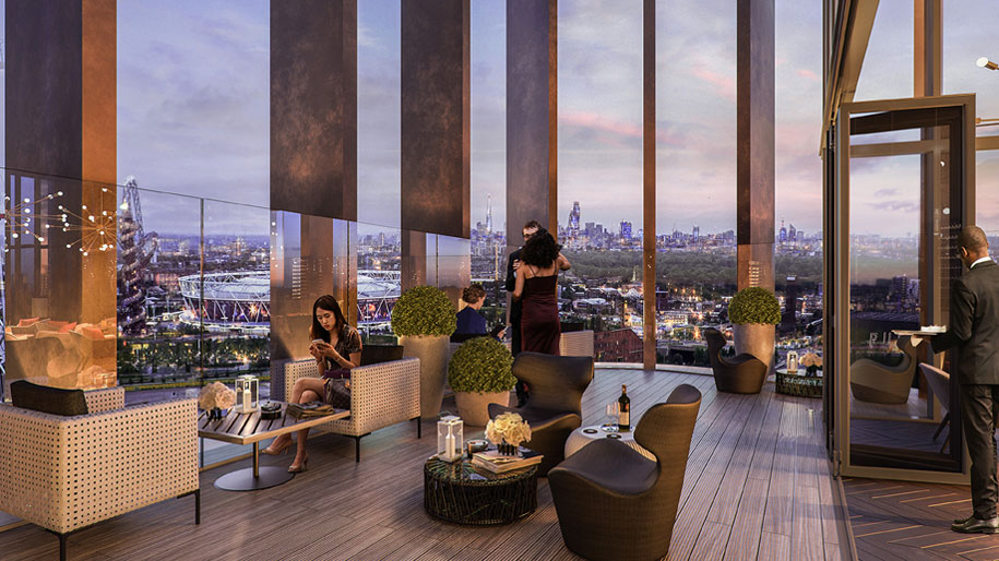hilton to open third curio hotel in london  u2013 business