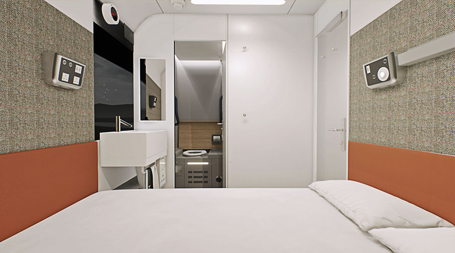 New Caledonian Sleeper To Launch In October Business Traveller
