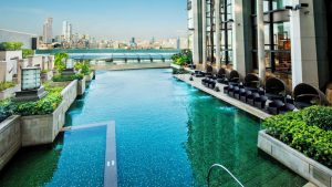 Harbour Grand Hong Kong Swimming Pool