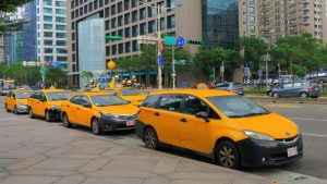 Taipei Taiwan Taxi